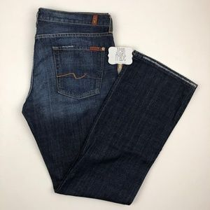 NWOT 7 For All Mankind Original Bootcut Jean